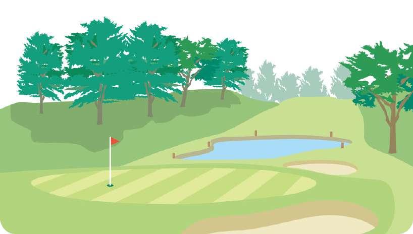 ゴルフ会員権の画像